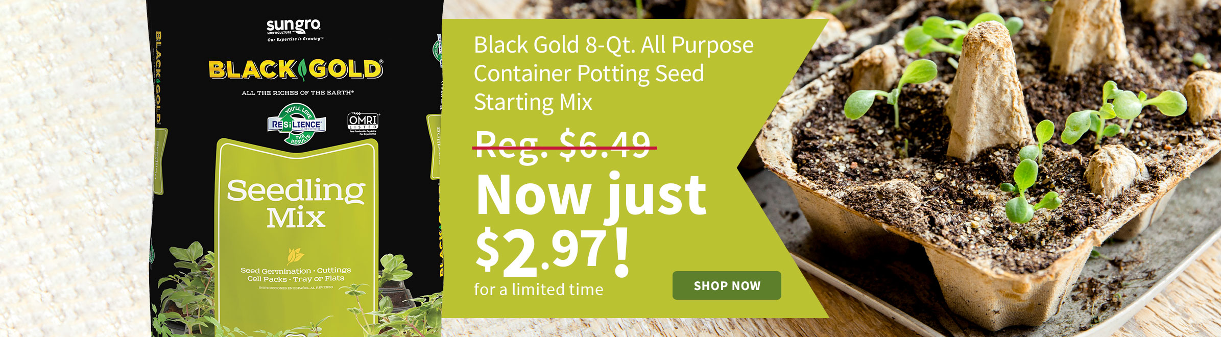 Black Gold All Purpose Container Potting Mix
