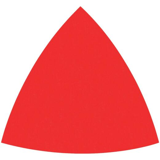 Diablo 220-Grit (Fine) 3-1/8 In. Oscillating Detail Triangle Sanding Sheets (10-Pack)