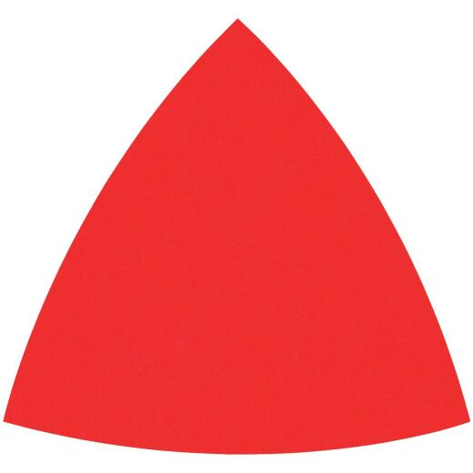 Diablo 120-Grit (Fine) 3-3/4 In. Oscillating Detail Triangle Sanding Sheets (10-Pack)