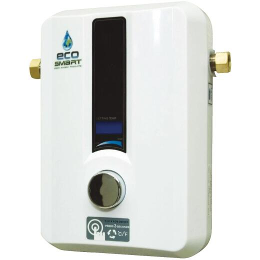 EcoSMART 240V 13.6kW Electric Tankless Water Heater
