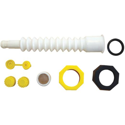 EZ-Pour 8 In. Water Can Spout Kit