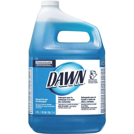 Dawn Professional 1 Gal. Double Cleaning Power Pot & Pan Dish Soap