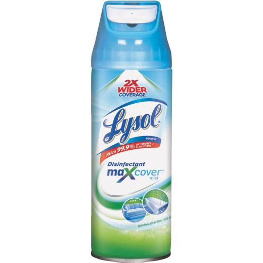 Lysol Max Cover 12.5 Oz. Disinfectant Mist