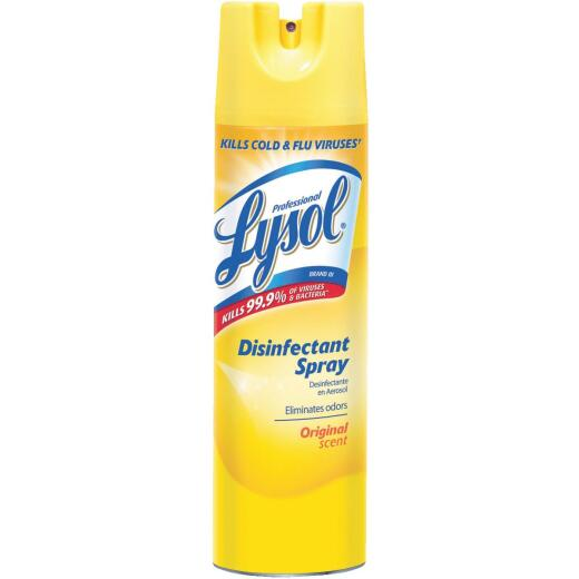 Lysol 19 Oz. Original Disinfectant Spray