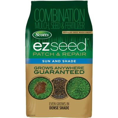 Scotts eZ Seed 20 Lb. 445 Sq. Ft. Coverage Sun & Shade Grass Patch & Repair