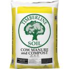 Timberline 40 Lb. 1 Cu. Ft. Compost & Cow Manure Image 1