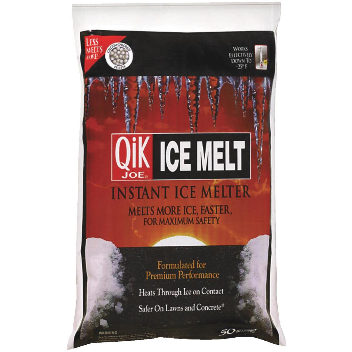 Qik Joe 50 Lb. Ice Melt Pellets Image 1