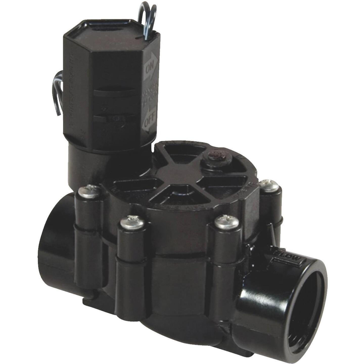 Rain Bird 1 In. 150 psi Electric In-Line Sprinkler Valve Image 1
