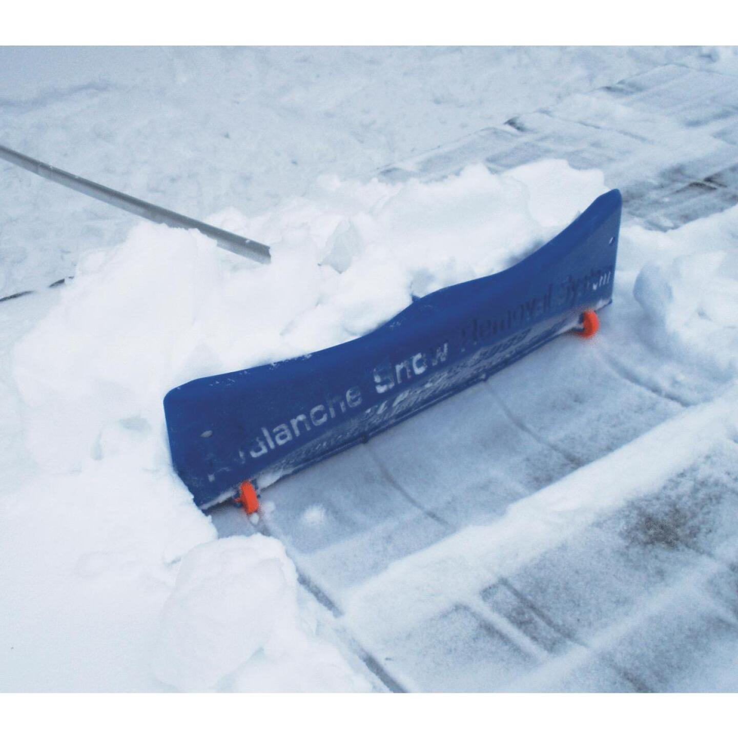 Avalanche 19 Ft. Aluminum Snow Roof Rake Image 2