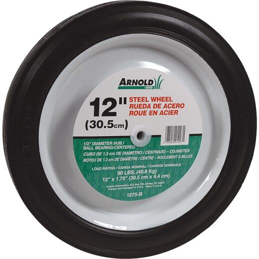 Arnold 12x1.75 Narrow Hub Wheel