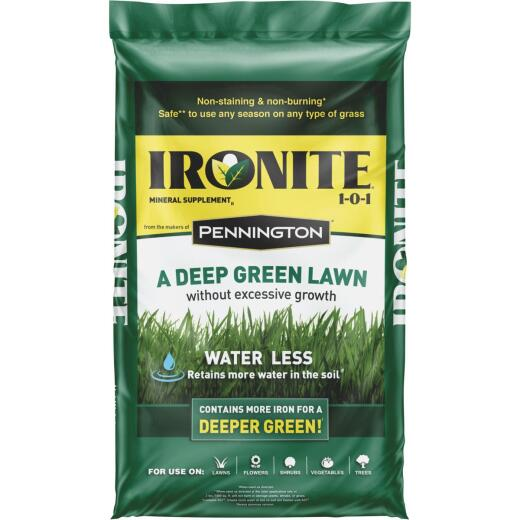 Ironite II 30 Lb. 10,000 Sq. Ft. Coverage Soluble Iron