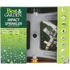 Best Garden Metal 5800 Sq. Ft. Sled Impulse Sprinkler Image 2