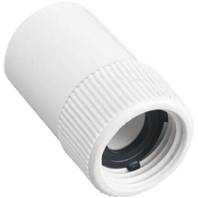 Orbit 3/4 In. FHT x 3/4 In. Slip Swivel PVC Hose Adapter