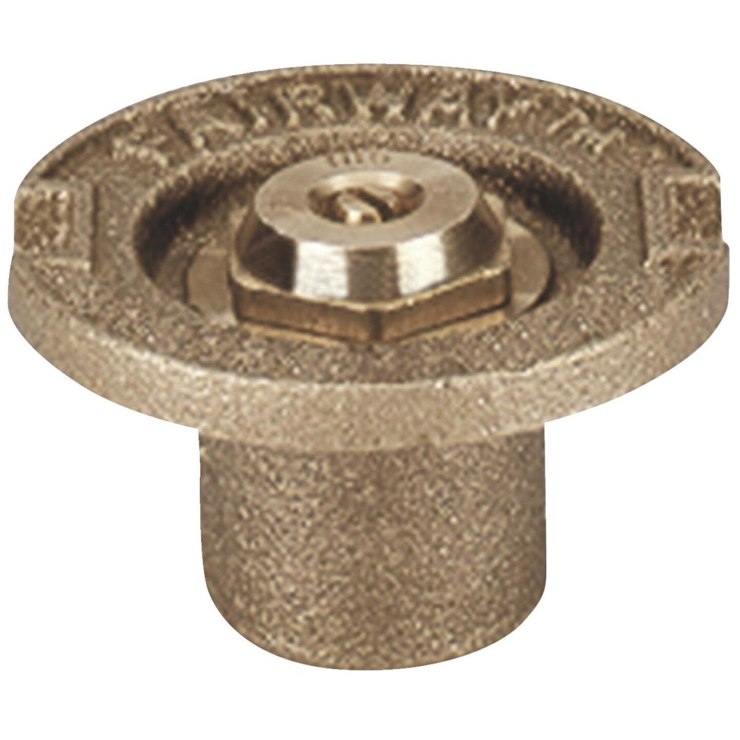Champion Quarter Circle 1/2 In. FPT Brass Flush Head Sprinkler Image 1
