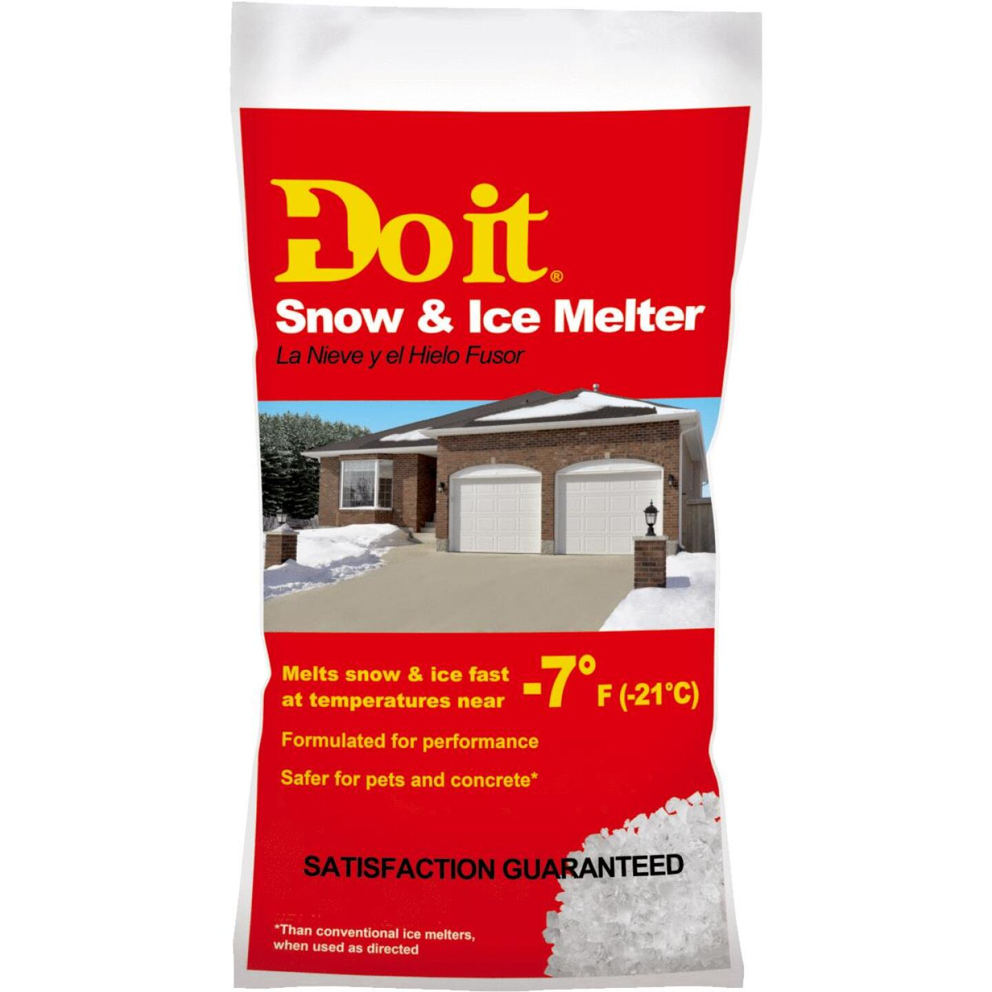 Do it 20 Lb. Snow And Ice Melt Pellets Image 1