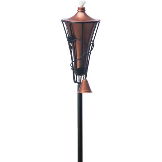 Outdoor Expressions 5 Ft. Copper Patio Torch