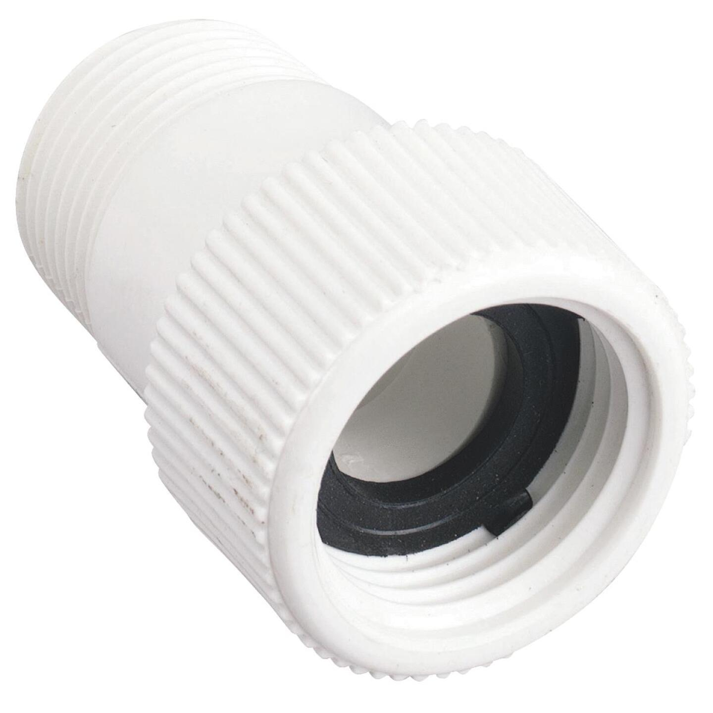 Orbit 3/4 In. MPT x 3/4 In. FHT PVC Hose Adapter Image 1