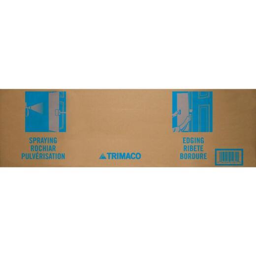 Trimaco Cardboard Paint Spray Shield