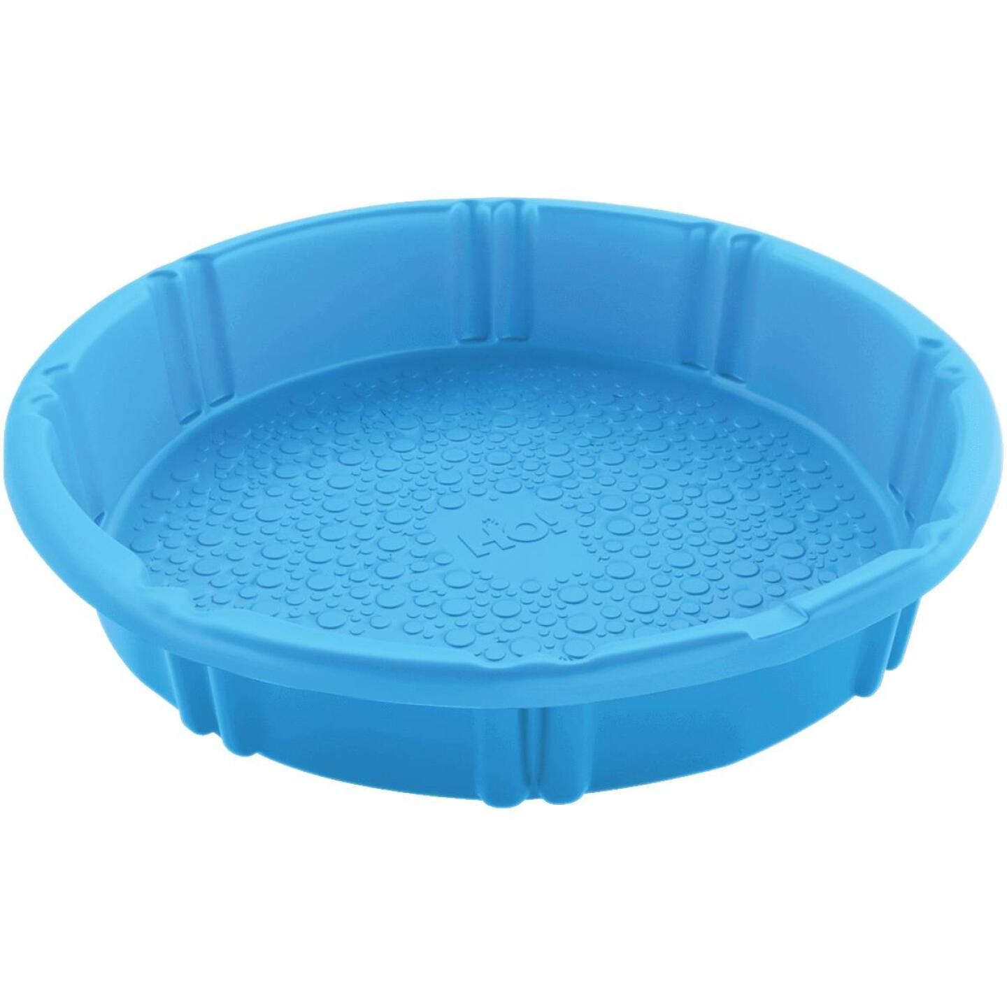 H2O 12 In. D. x 60 In. Dia. Blue Polyethylene Econo Pool Image 1