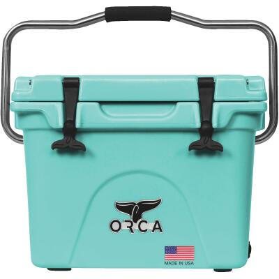 Orca 20 Qt. 18-Can Cooler, Seafoam