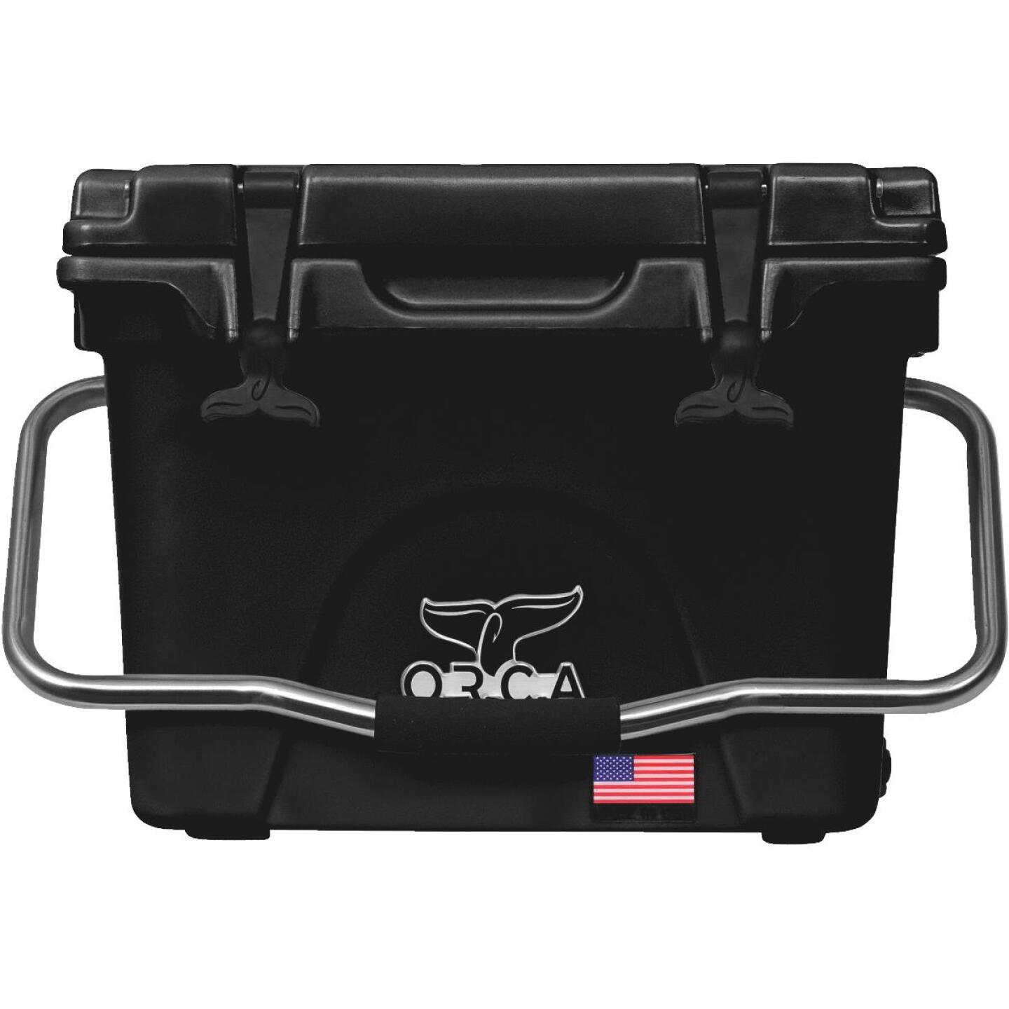 Orca 20 Qt. 18-Can Cooler, Black Image 1
